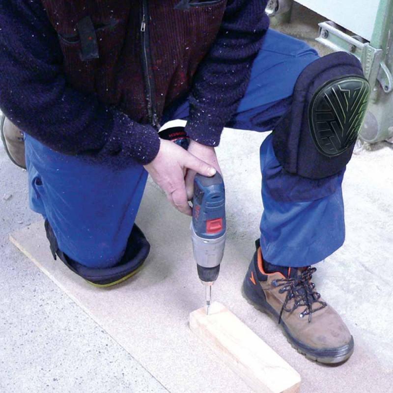 Genouillère de travail protège genoux - x2 (2)