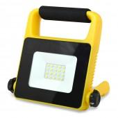 Projecteur led portable rechargeable - 10 W