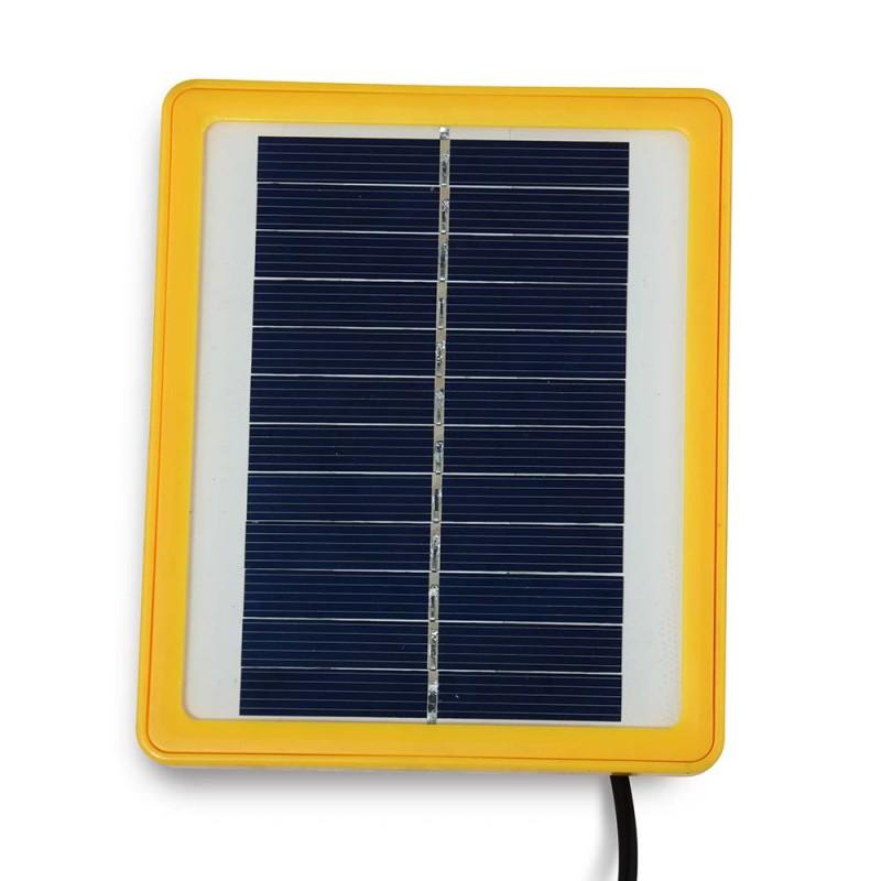 Projecteur led portable rechargeable - 10 W (1)