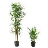 Bambou artificiel réaliste