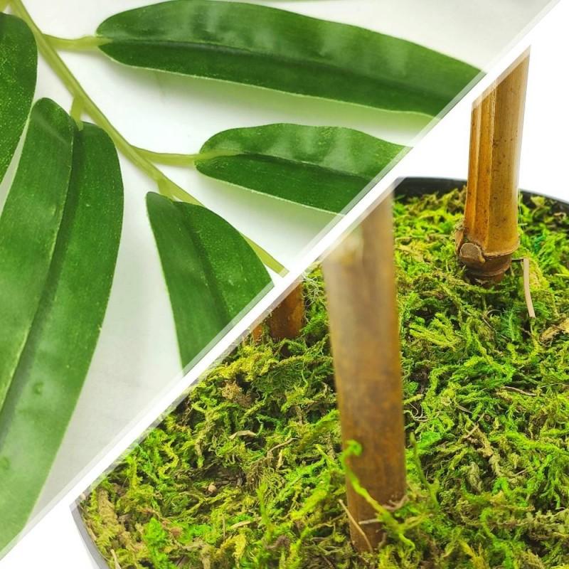 Bambou artificiel réaliste (3)