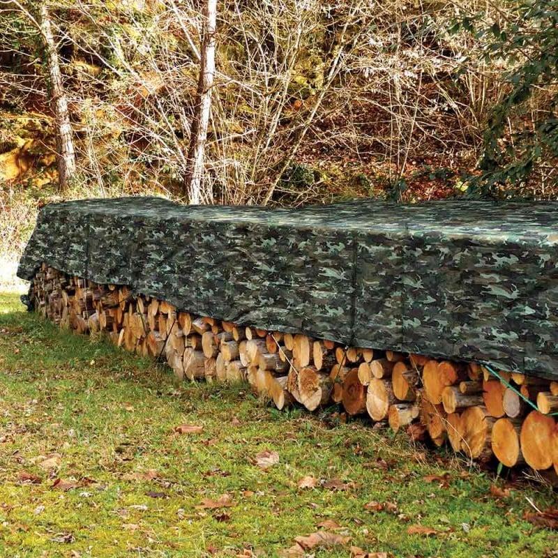 Bâche camouflage militaire 130g m2 (3)