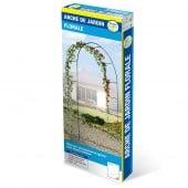 Arche de jardin pour plantes grimpantes (2)