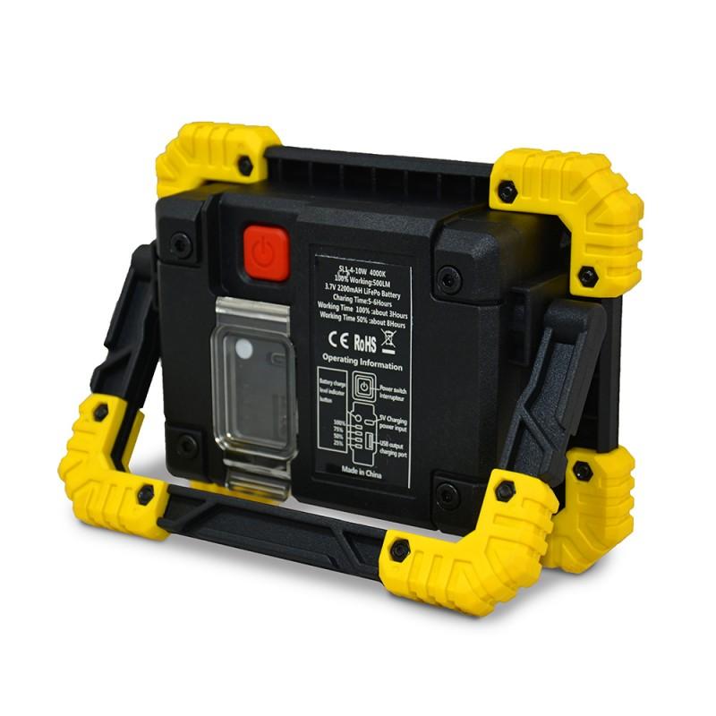 Projecteur de chantier sur batterie (1)