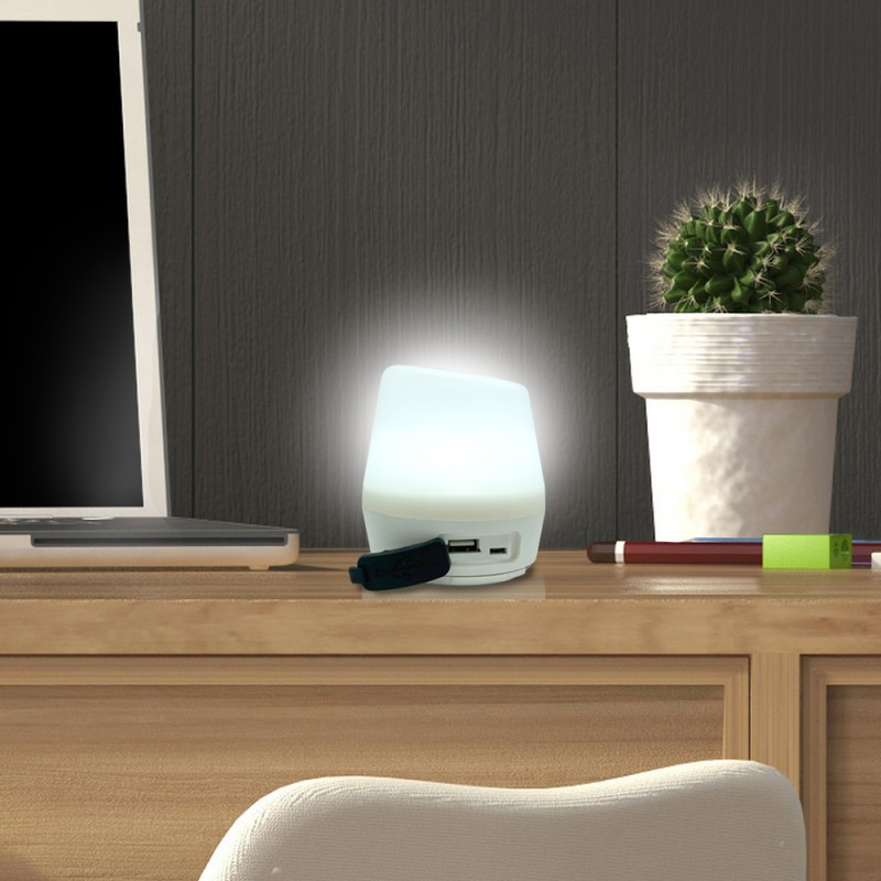 Lampe veilleuse rechargeable intérieur extérieur (2)