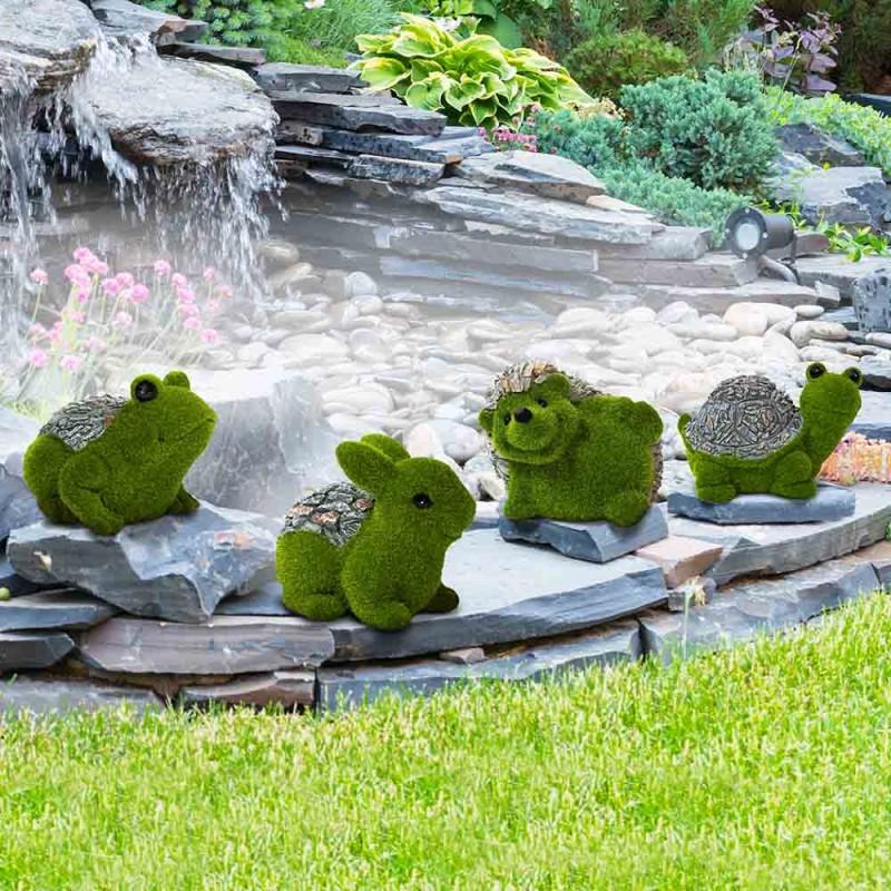 Animal décoratif pour jardin (9)