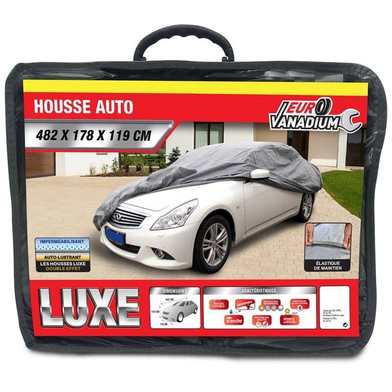 Bâche de protection automobile - extérieur (4)