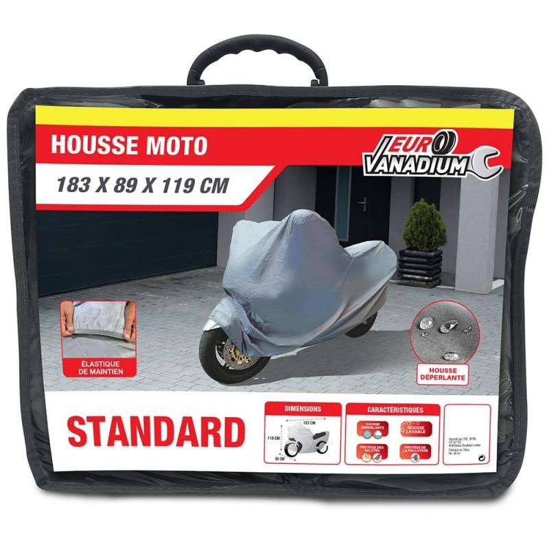 Housse pour moto - intérieur (2)
