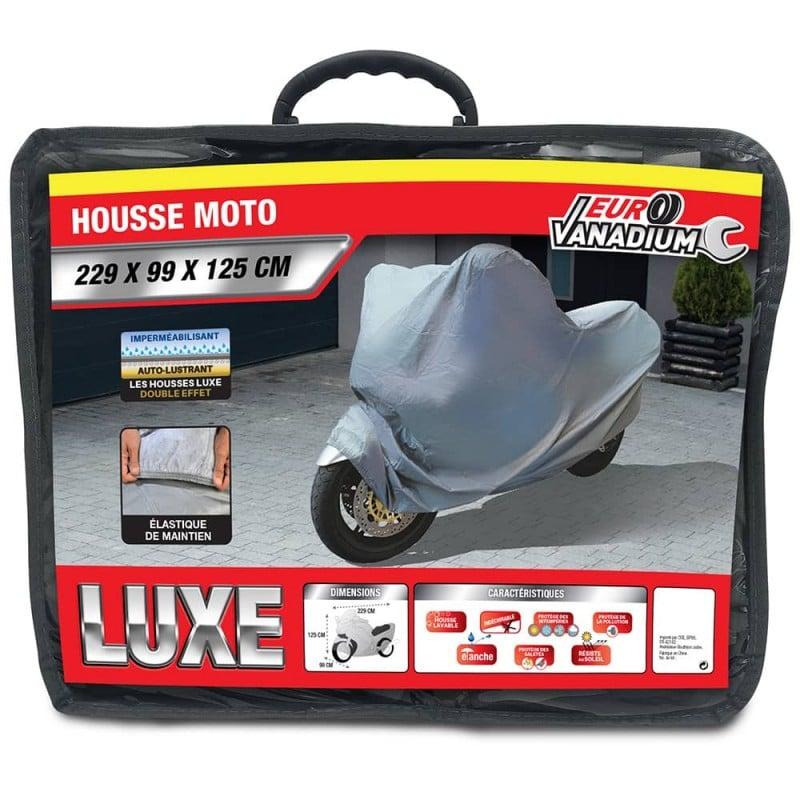 Bâche de protection pour moto - extérieur (1)