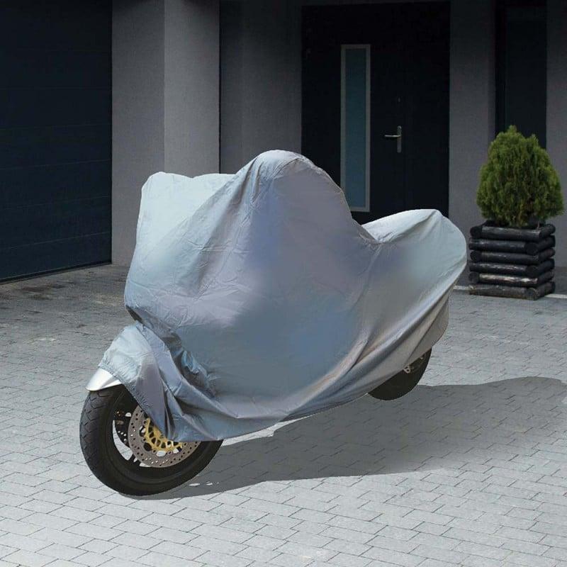 Bâche de protection pour moto - extérieur (3)