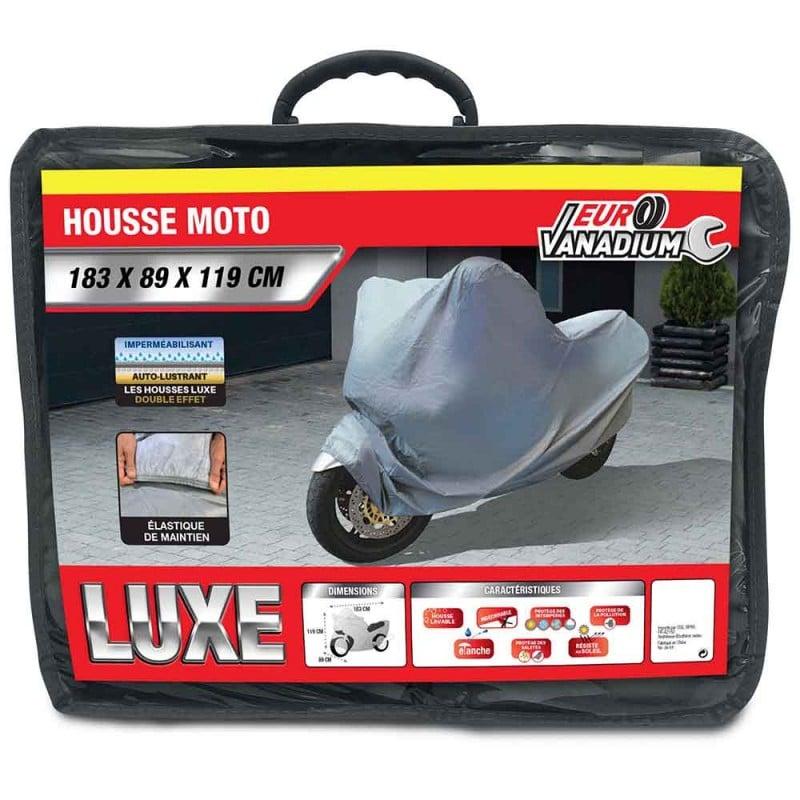 Bâche de protection pour moto - extérieur (2)