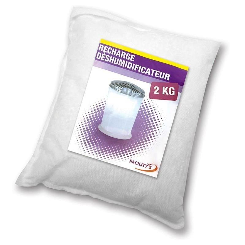 Recharge pour absorbeur d'humidité