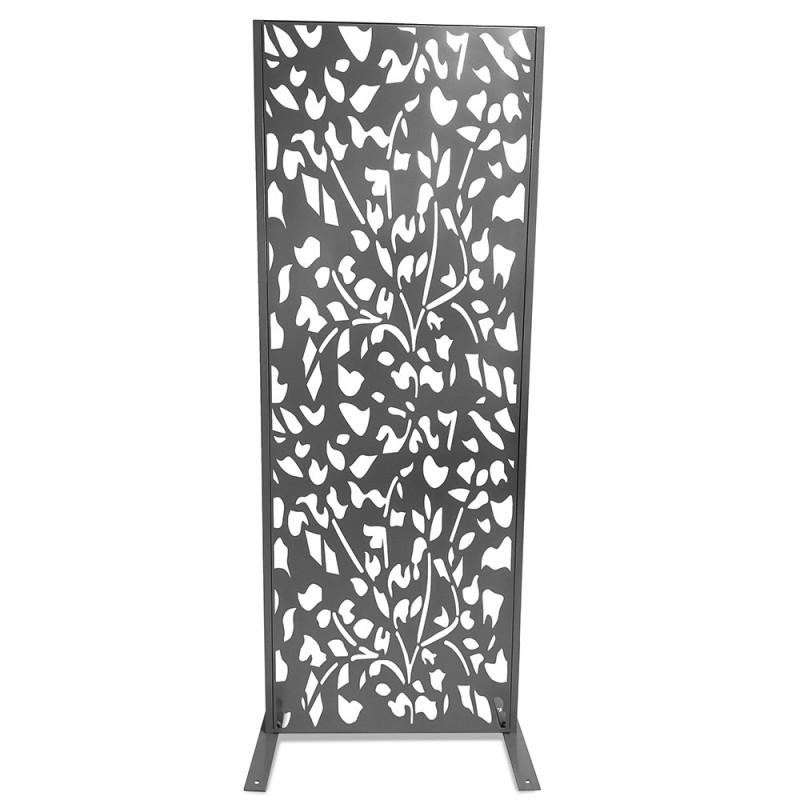 Panneau décoratif extérieur métal 160 x 60 cm (1)