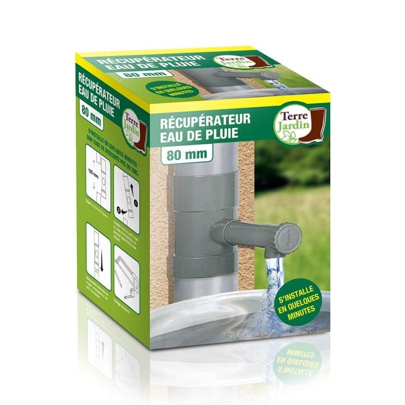Récupérateur eau de pluie Ø 80 mm (4)