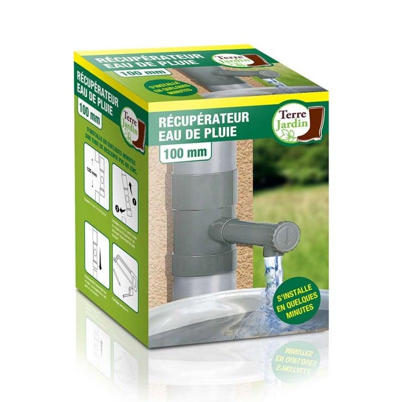 Récupérateur eau de pluie Ø 100 mm (4)