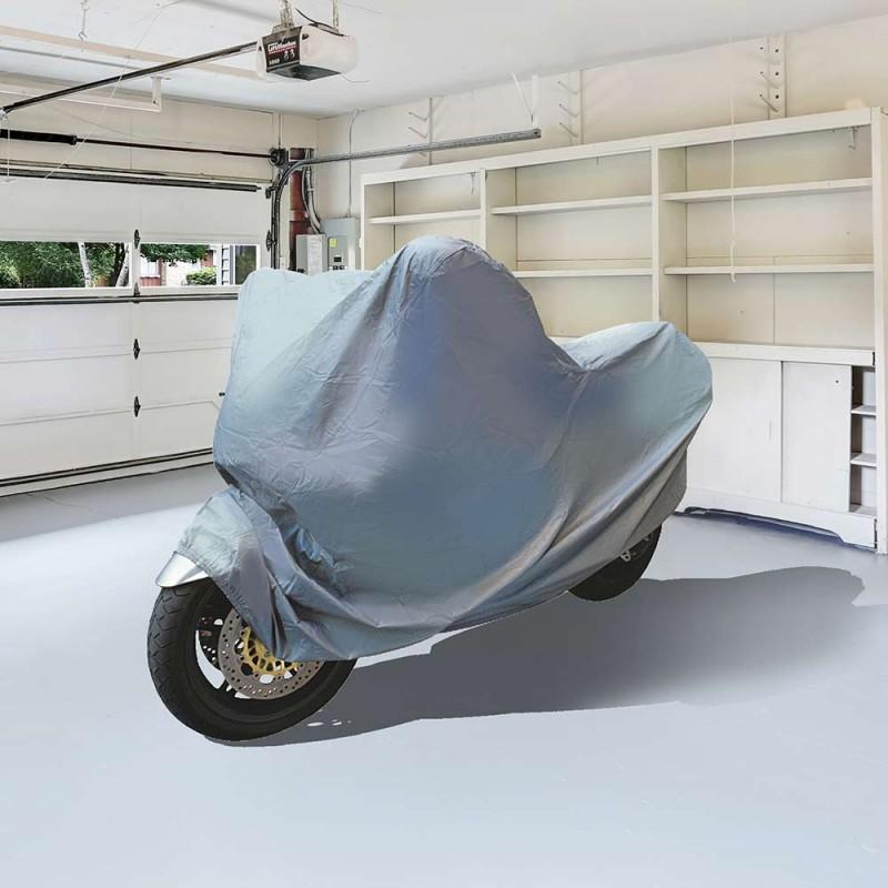 Housse pour moto - intérieur (1)