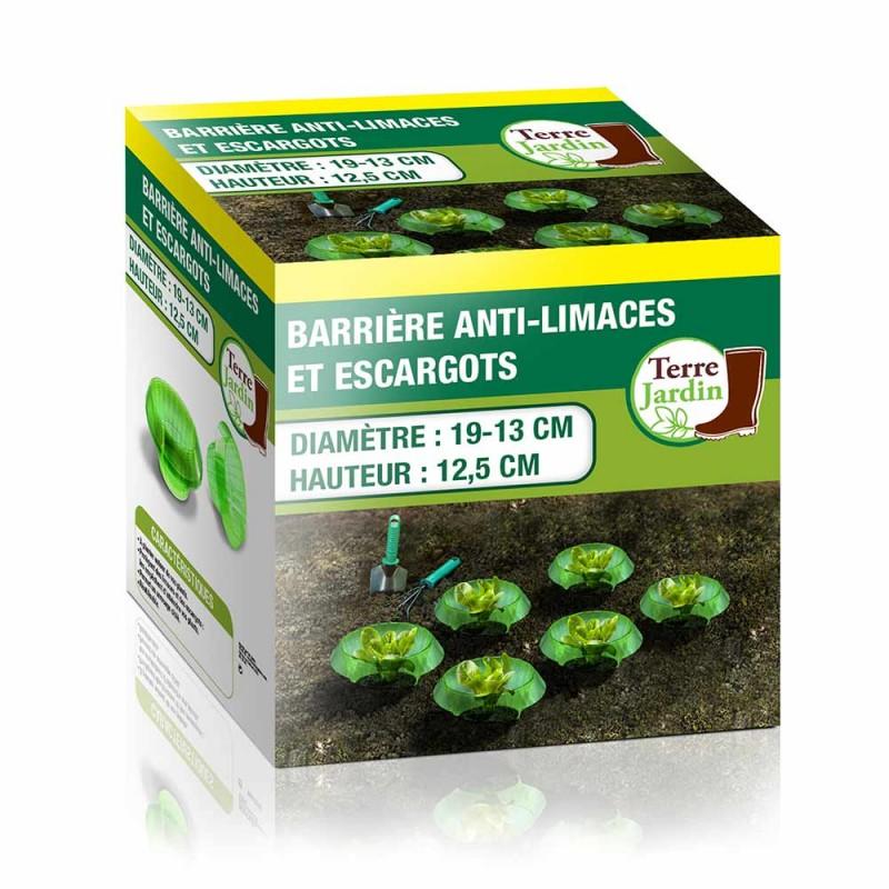 Anneaux anti limaces et escargots - x 6 (4)