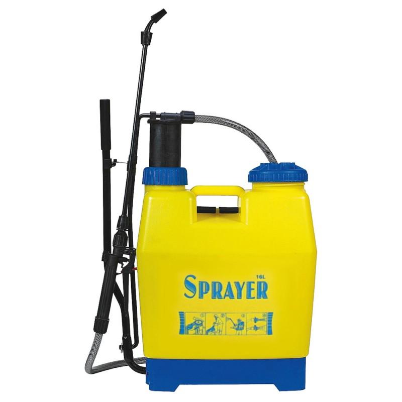 Pulvérisateur de jardin à dos 16 litres