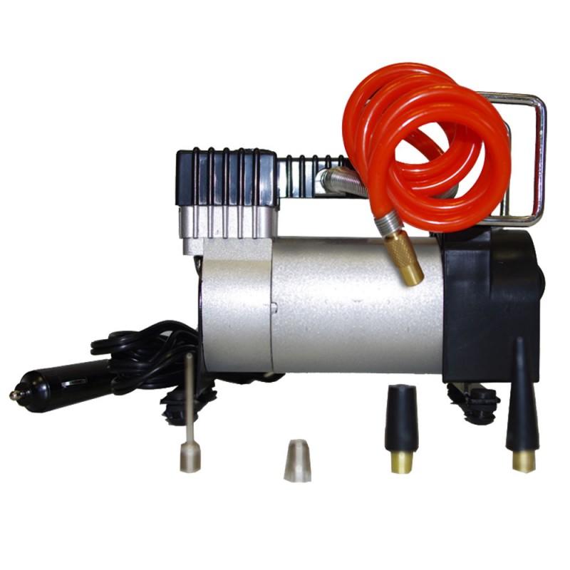 Compresseur portatif à air 12 V gros pneus