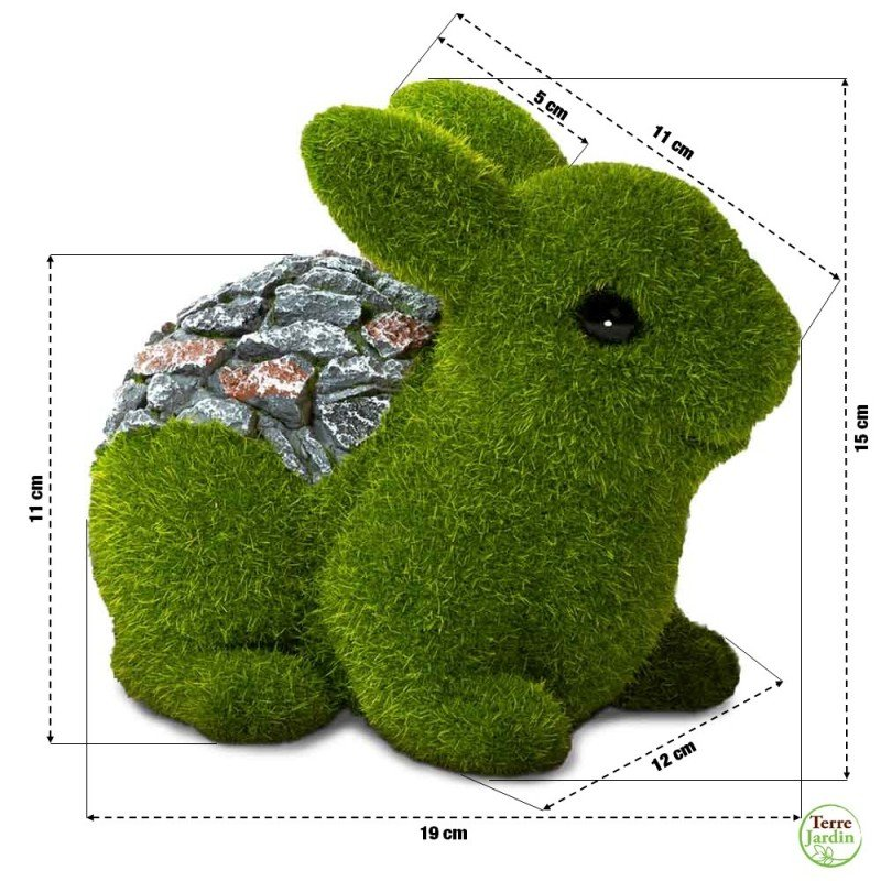 Animal décoratif pour jardin (2)