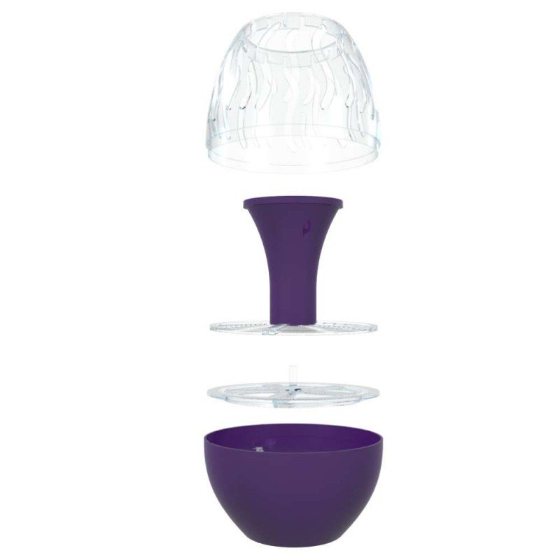 Lampe anti moustique solaire (1)