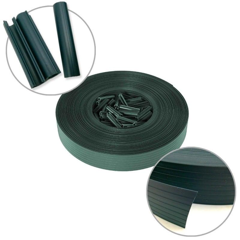 Kit brise vue occultant en PVC (1)