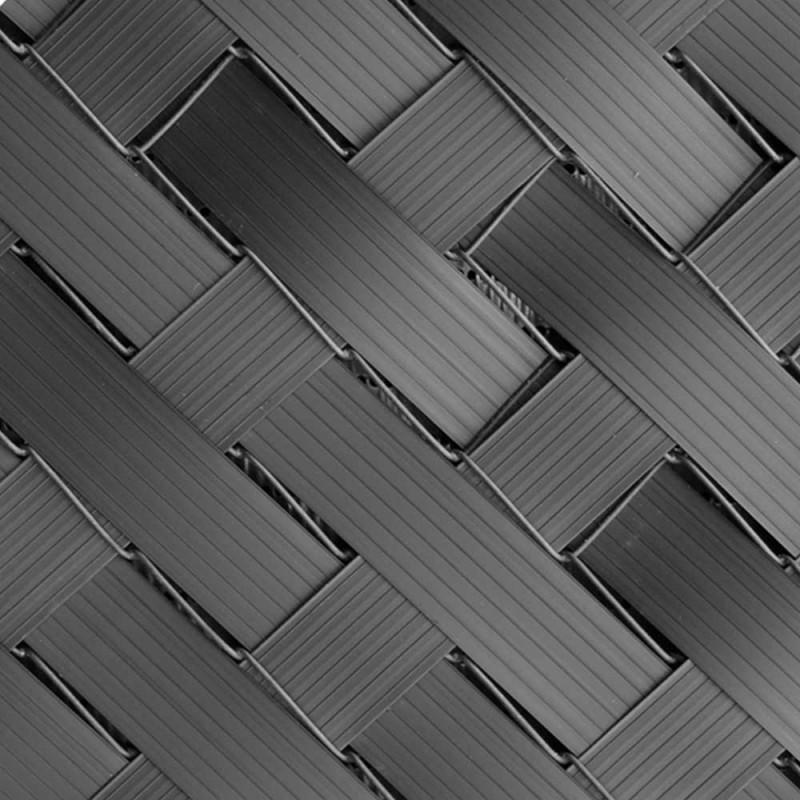 Kit brise vue occultant en PVC (6)