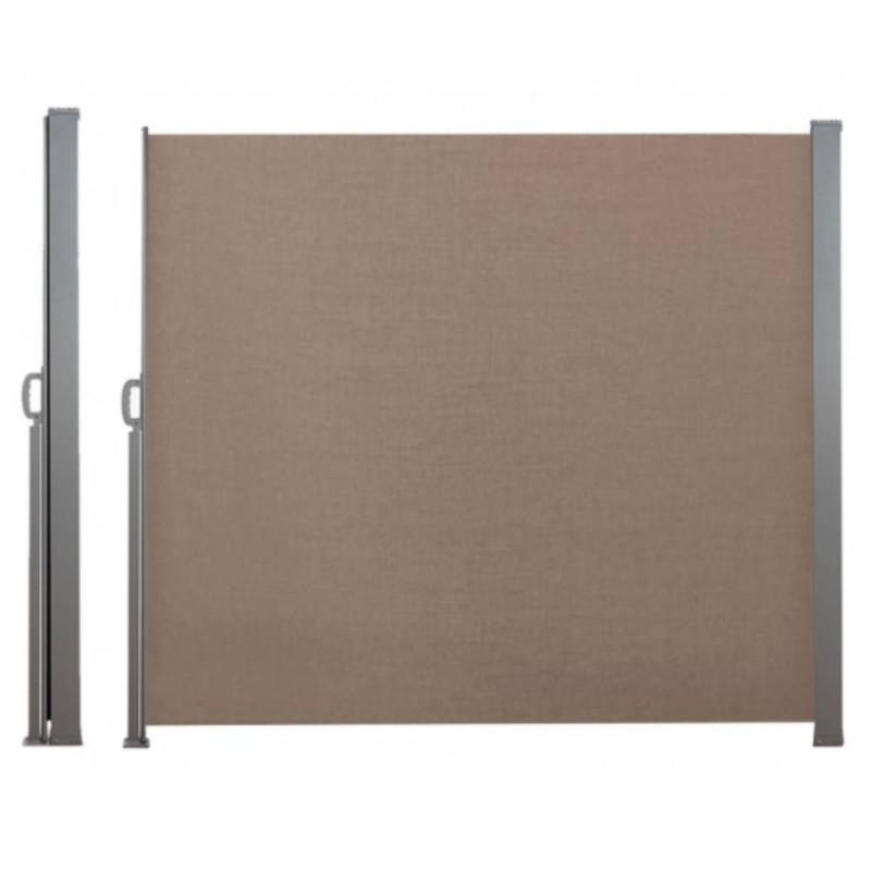 Paravent extérieur rétractable - 2,5 x 1,6 m (2)