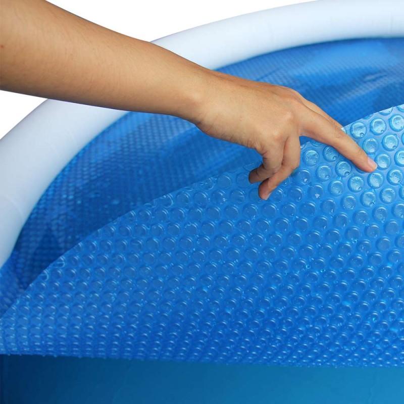 Bâche à bulles piscine ronde (8)