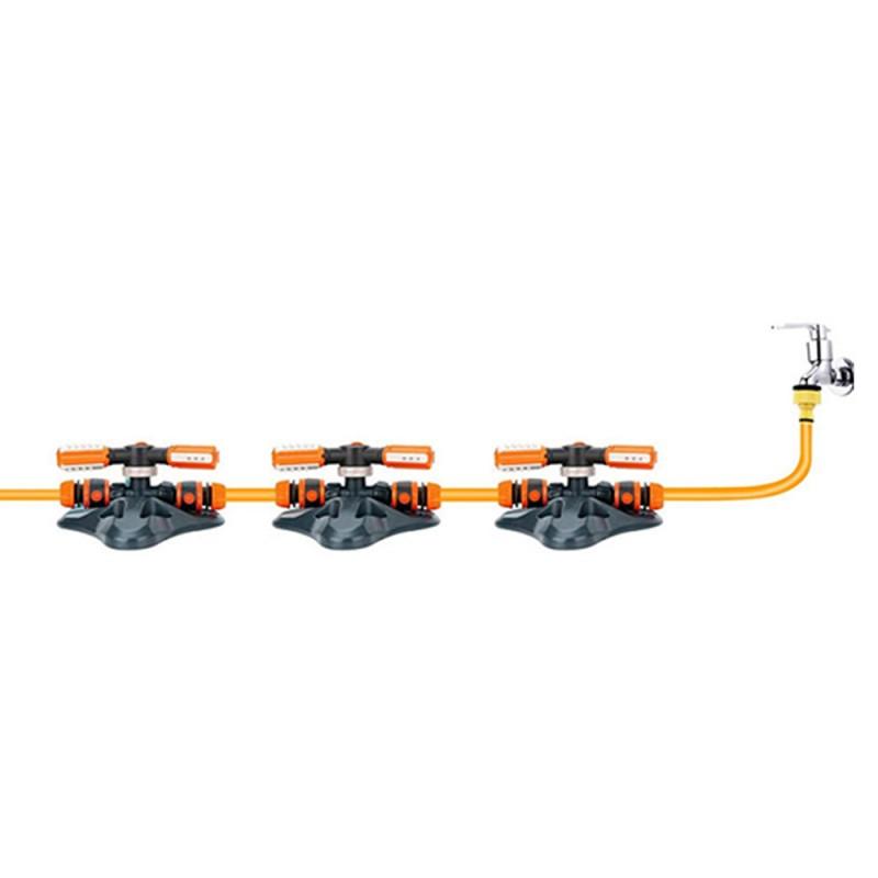 Arroseur de jardin rotatif automatique (7)