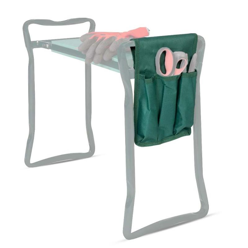 Porte outils pour tabouret de jardin