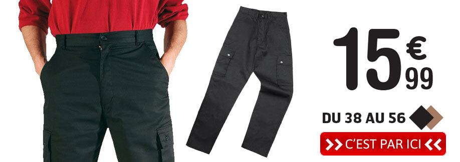 Pantalon confortable et léger