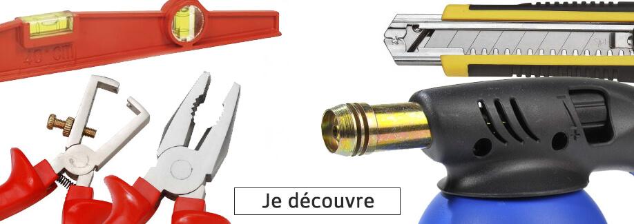 Des outils pour tous vos travaux !