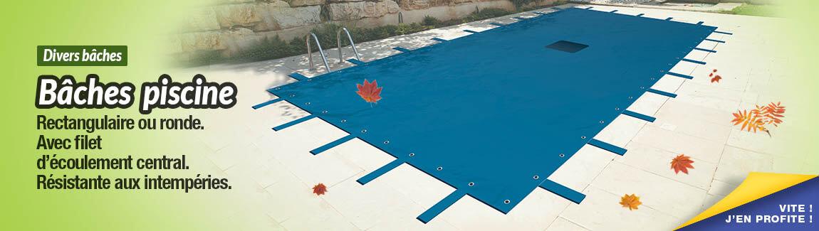 Protégez vos piscines