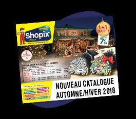 Catalogue Shopix Hiver 2018