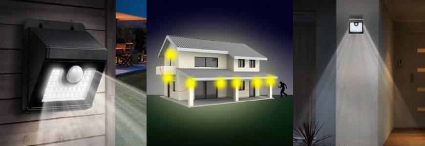 Quel éclairage LED extérieur choisir pour son jardin ?