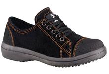 Chaussures de sécurité, protégez vos pieds !