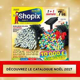 Catalogue Interactif Shopix Noël 2017