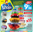 Le catalogue Shopix
