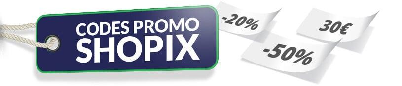 Codes promo Shopix Outillage