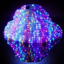 Cordon lumineux 24 M multicolore