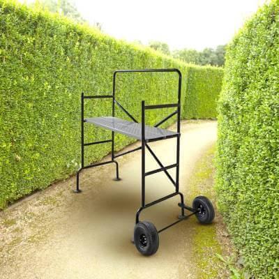 Échafaudage roulant de jardin Shopix