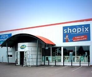 magasin shopix appoigny