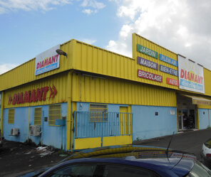 Diamant distribution les abymes guadeloupe diamant - Magasin bricolage poitiers ...