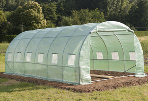 Serre de jardin : serre tunnel, mini-serre jardin, serre de jardin ...