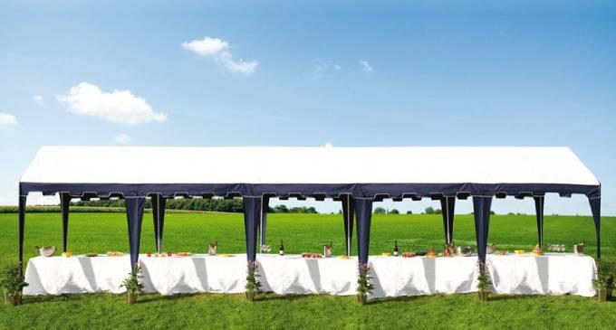 Tente de réception 3x10 m