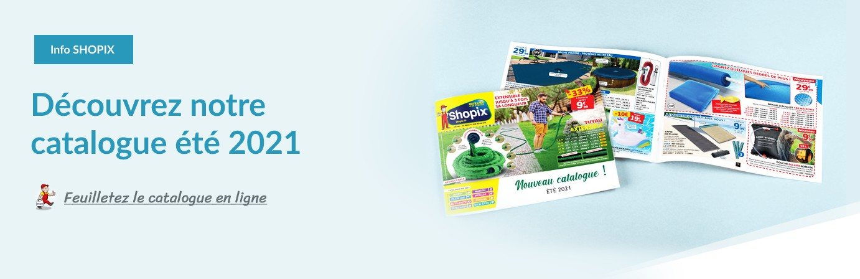 Nouveau catalogue Shopix